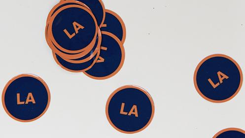 Styrket LA går i offensiven